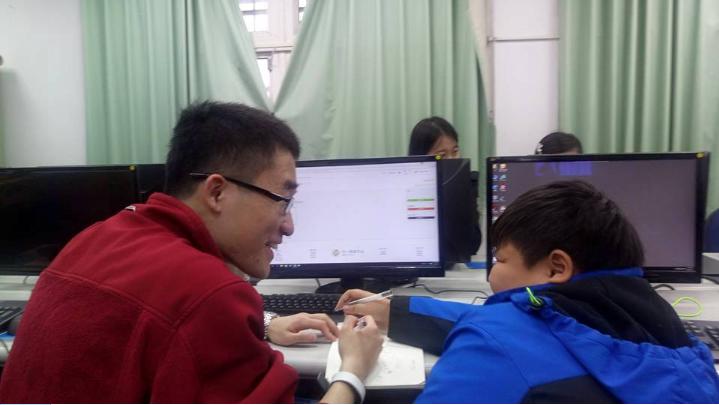 """""""Lu Xu Ai"""" Volunteer Team"""